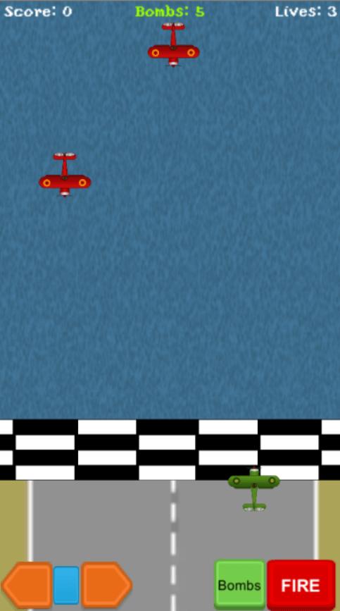 level1  airstrike crush