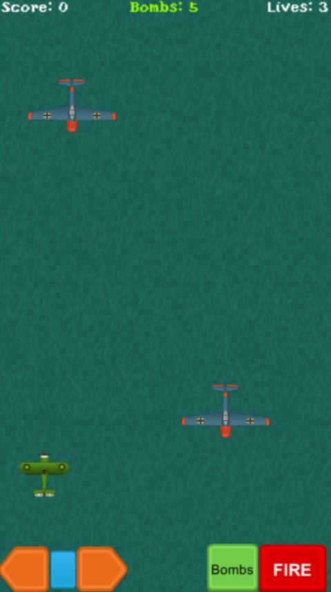 level5  airstrike crush